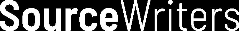 Logo SourceWriters (Text)